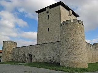 Castillo de los Mendoza. Alava. Spain