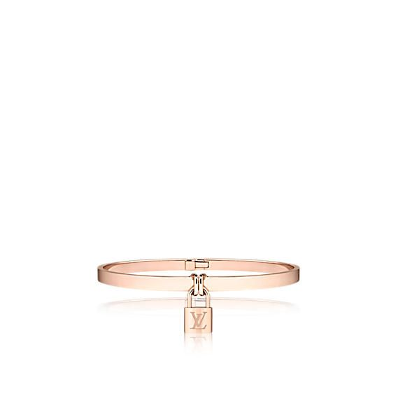 Bracelet Lockit, or rose - Joaillerie | LOUIS VUITTON