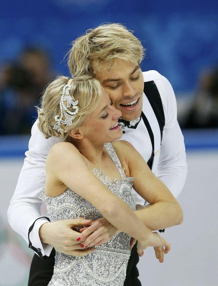 Penny Coomes Nicholas Buckland #IceDance #FigureSkating