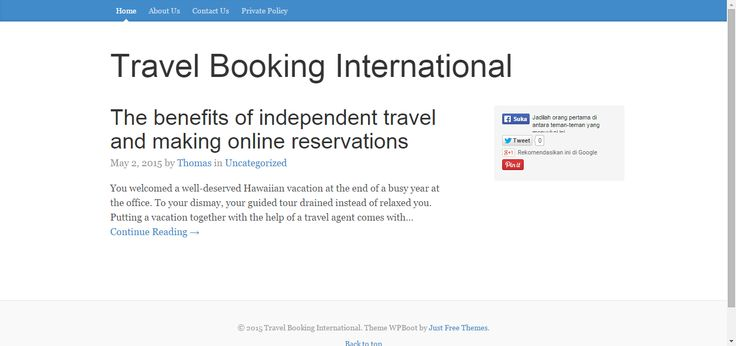 Its All About Travel Booking International -- http://www.travelbookinginternational.com/