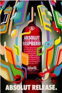 ABSOLUT SCREWDRIVER:   1 parte Absolut Raspberri  succo d'arancia  Versate la vodka su ghiaccio in un bicchiere da longdrink e riempite con il succo d'arancia.  Guarnite con un lampone e una fetta d'arancia.