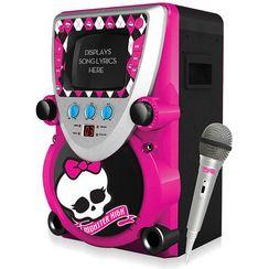 wish- Monster High Karaoke Machine
