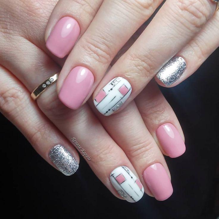 #nailartwow #nail2inspire #nails #nail #makear #slowiankanails #instagram #instanails #instamanicure #instamatki #manicure #paznokcie #paznokciehybrydowe #hybrydy #hybrydamimalowane #nailart #ilovenails #ilove_polishblogs #likeforlike #hybridnails