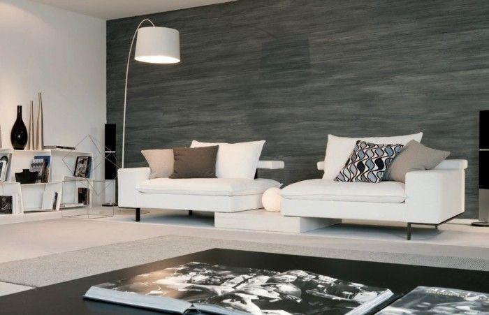 Le Canape Design Italien En 80 Photos Pour Relooker Le Salon Canape Design Italien Canape Design Deco Canape Blanc