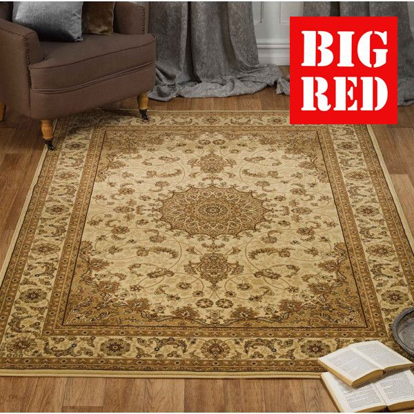 Blenheim Cream Million Point Flair Rugs Best Prices In The Uk From