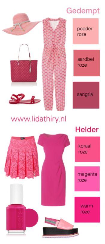De goede kleur roze maakt jonger (3) #BesteKleurRoze