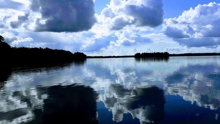 Lake Flåren, Kvänarp, Sweden