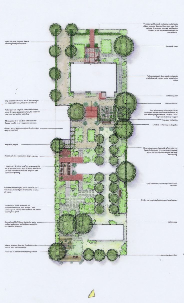 1000 Images About Landscacpe Plans On Pinterest