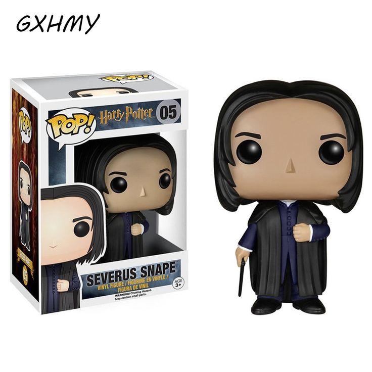 GXHMY Funko POP Películas Juego de Tronos Severus Snape Figura de Acción de Juguete