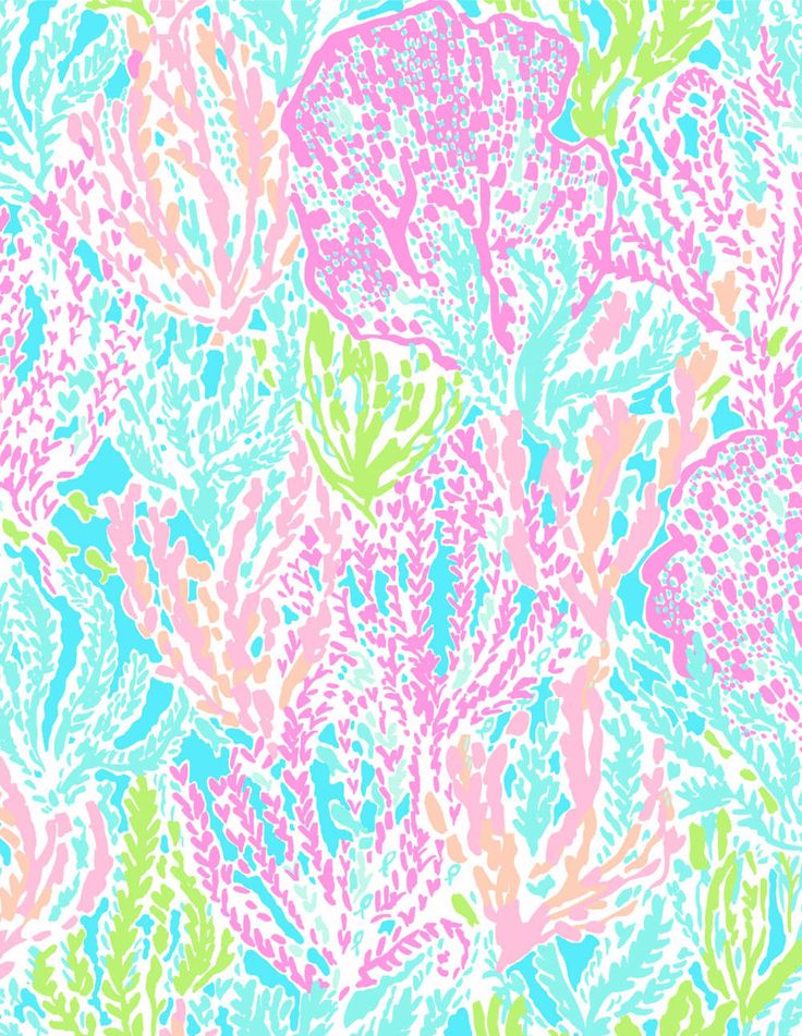 lilly pulitzer patterns prints lily popular summer past beach coral palm backgrounds cha townandcountrymag preppy let florida