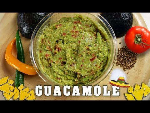 Prawdziwe meksykańskie guacamole - Papu Agi #5