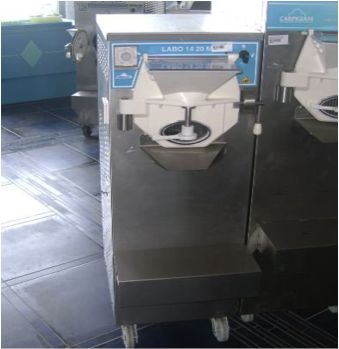 Ice cream machine: MACCHINA PER GELATO MOD.LABO 1420 M M.CARPIGIANI