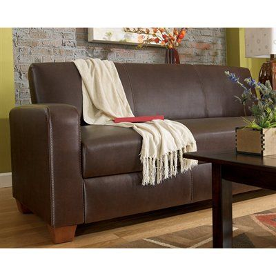 Signature Design By Ashley 5860164 Mia Flip Flop Sofa With Storage   Home  Furniture Showroom
