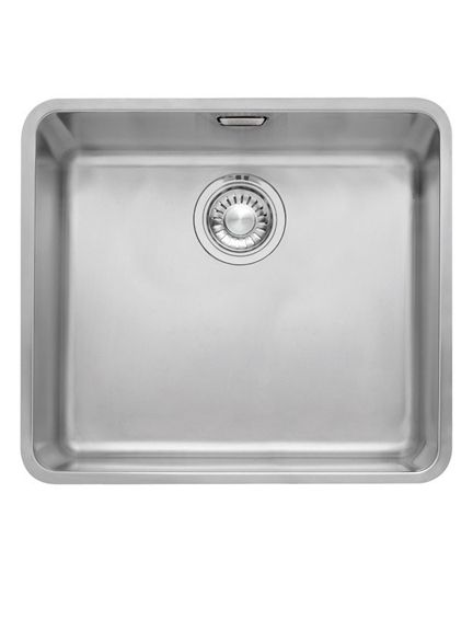 franke kubus medium bowl undermount kubus undermount sinks holloways of ludlow - Kohler Waschbecken Schneidebrett