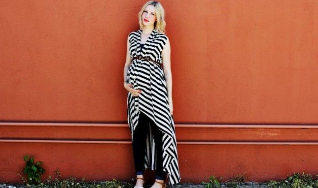 Maternity Tunic in 10 Minutes