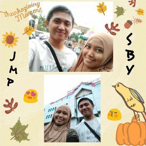 Jalan2 with my love