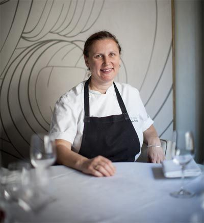 Need to try this...Angela Hartnett opening Cafe Murano at the original Petrus site