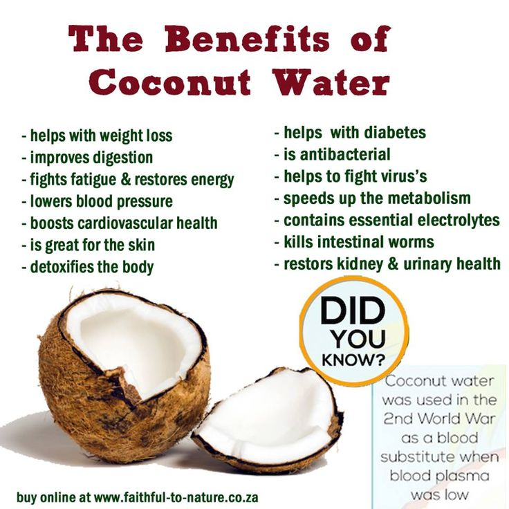 Coconut Water Weight Loss- Detox, How to use, Benefits and ...