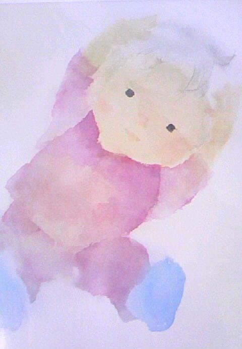 by いわさきちひろ (Chihiro Iwasaki)