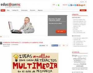 educaconttic #blogs