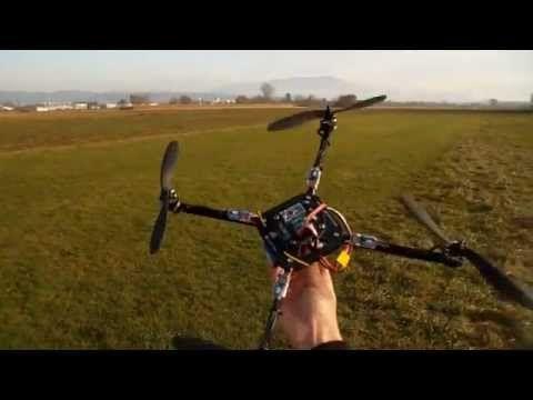 ▶ Manobras 3D quadricopteros mwc quad mt2208 motor - YouTube #quadcopter