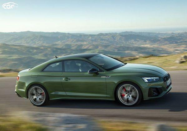 Audi 2021 Audia52021 Coupe Desventajas Audi A5 2021 Especificaciones Precio Rendimiento Fotos Y Video Audi Audi A5 Audi A5 Coupe