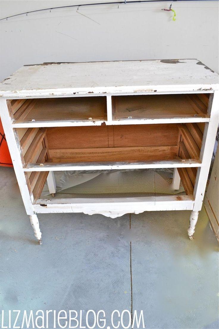 Les 25 meilleures id es de la cat gorie pon age de meubles - Peinture a la craie pour meuble ...