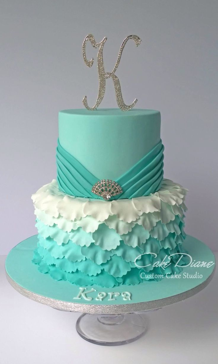 Magnificent 21 Beautiful Image Of 15 Birthday Cakes 15 Birthday Cakes Jade Personalised Birthday Cards Veneteletsinfo