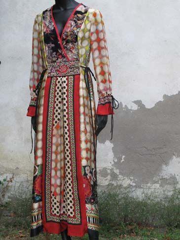 Indalia Fashion - Asian and Italian fabrics combined with Italian tailoring yes please!