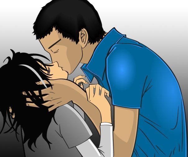 Illustration for a safe sex page in a magazine.  #comic #illustration #digital #vector #photoshop #illustator #adobe #love #sex