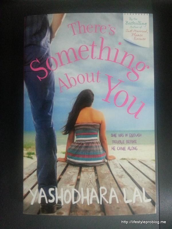 There's Something About You by Yashodhara Lal #BookReview