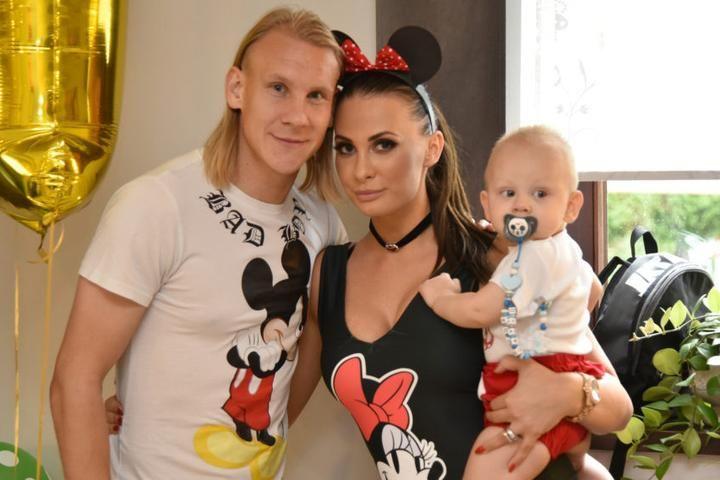 Domagoj Vidas Wife Ivana Gugić Bio Wiki Soccer Players