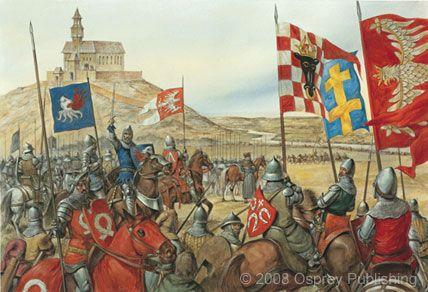 ΑΝΑΓΙΓΝΩΣΚΟΝΤΑΣ: ΤΑΝΝΕΜΠΕΡΓΚ 1410 : Η ΓΕΡΜΑΝΙΚΗ ΑΥΤΟΚΡΑΤΟΡΙΑ ΣΥΝΤΡΙΒΕΤΑΙ.