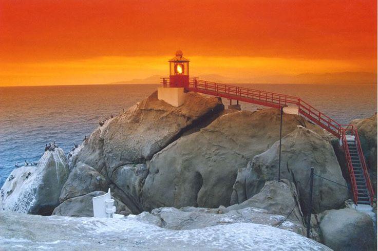 Faro Tortuga. Chile.
