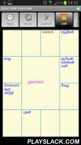ICS Tamil Vakkiam Astrology  Android App - playslack.com ,  ICS Softwares.Tamil Astrology Software based on VAKKIA PANCHANGAM. Free for Current Year Only. We can calculate Horoscope in Tamil with full details of Astrological Calculations.Dasa Varga Charts Calculations,Dasa Bukthi Calculations,Bhava Spudam & Predictions..Matching with Dhosa Samya..Now, with Chart Style changing Possibility.Now, it is more user friendly. Visit us www.icssoftwares.com .
