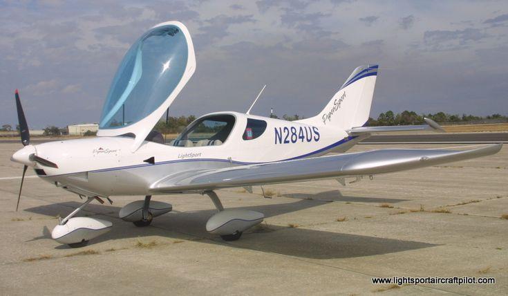 PiperSport light sport aircraft, PiperSport LSA or lightsport aircraft, Light Sport Aircraft Pilot News newsmagazine.
