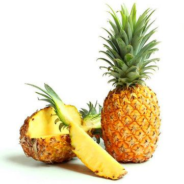 Favorable Egrow 100PCS Sweet Pineapple Seeds Home Garden Potted Delicious Edible Fruit Seed Bonsai Plants - NewChic Mobile
