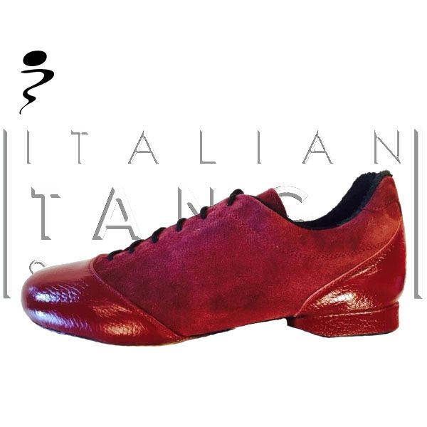 "Discover ""Elegant"" ...the new Schizzo tango sneakers in wine suede and leather  http://www.italiantangoshoes.com/shop/en/schizzo/306-shark-micro.html"