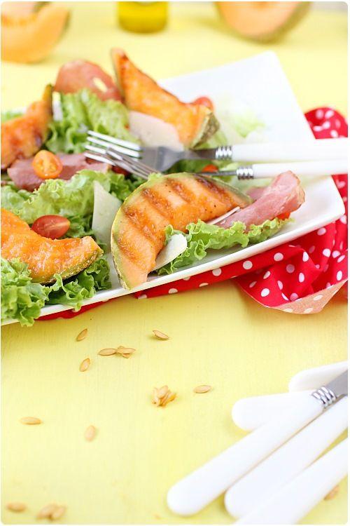 die besten 25 melone grillen ideen auf pinterest salat mit melone melonen rezepte und. Black Bedroom Furniture Sets. Home Design Ideas