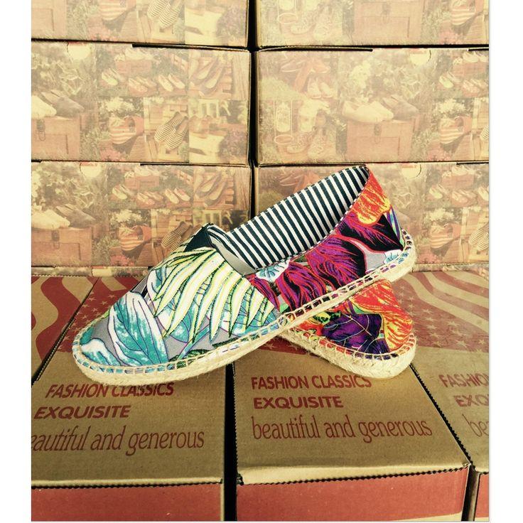 男女兼用ジュートシューズジュート巻き ぺたんこ  麻靴 フラットソール エスパドリーユ サンダル シューズ レディース仕入れ、問屋、メーカー・生産工場・卸売会社一覧