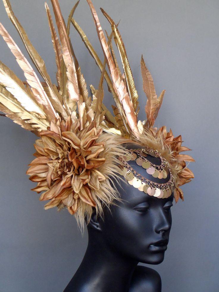 how to make sinulog headdress