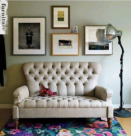.: Decor, Interior, Sofa, Couch, Wall Color, Livingroom, Living Room, Design