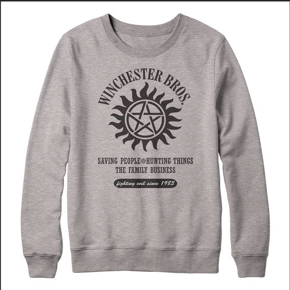Supernatural Sweatshirt