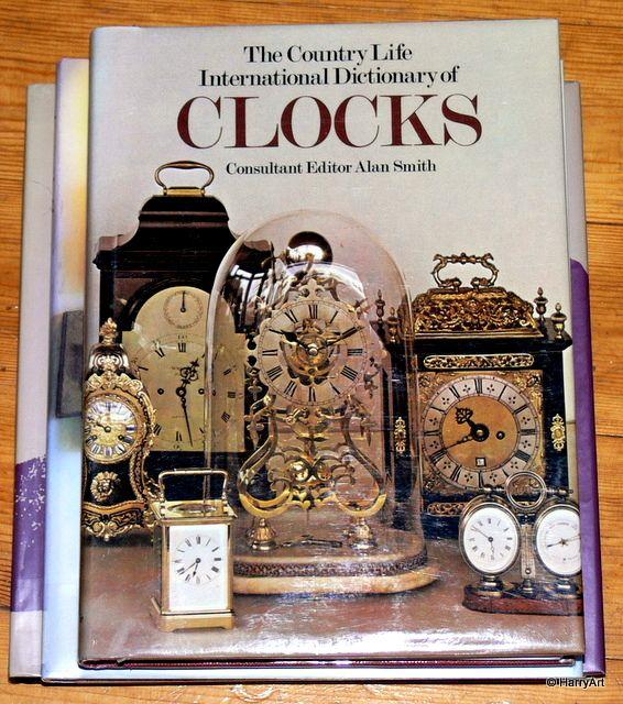 Clocks Kellojen keräilijän sanakirja !!!