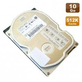 """Disque Dur 10Go IDE 3.5"""" Fujitsu Limited MPF3102AT EB 5400RPM 512Ko"""