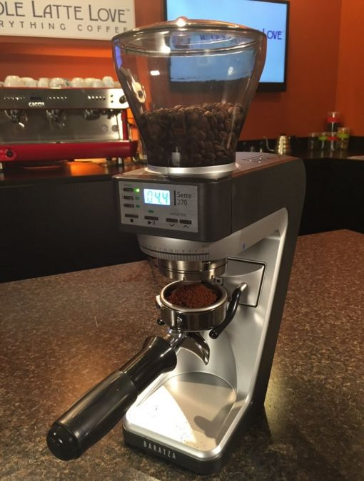 Considered by many as a game changer, the Baratza Sette 270W was awarded Best New Product at the SCAA 2016 Expo. This revolutionary conical burr grinder was designed and perfected in Liechtenstein over the course of 8 years. Coming Summer 2016!