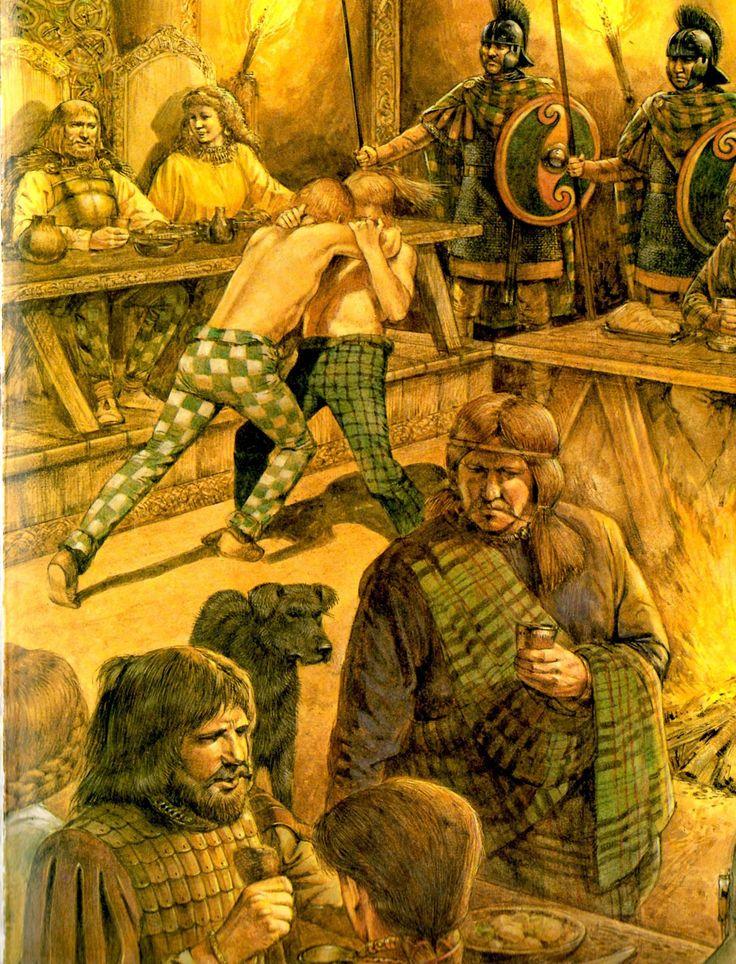 The Celtic Tarot Courtney Davis 9780850309201 Amazon: Unique Among The Territories Of The Western Roman Empire