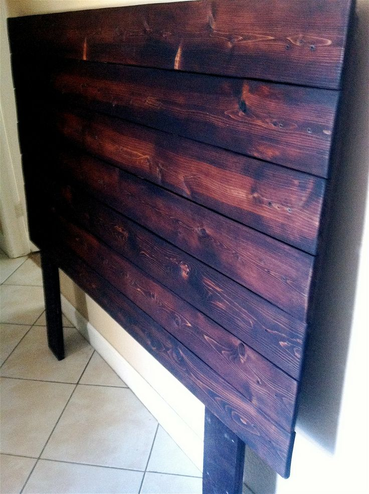 Rustic Queen Headboard Diy Headboards Easy And Love This