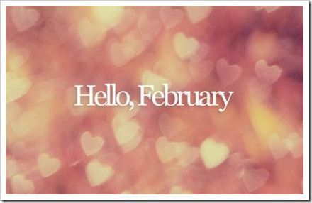 Desire to Decorate: Hello, February
