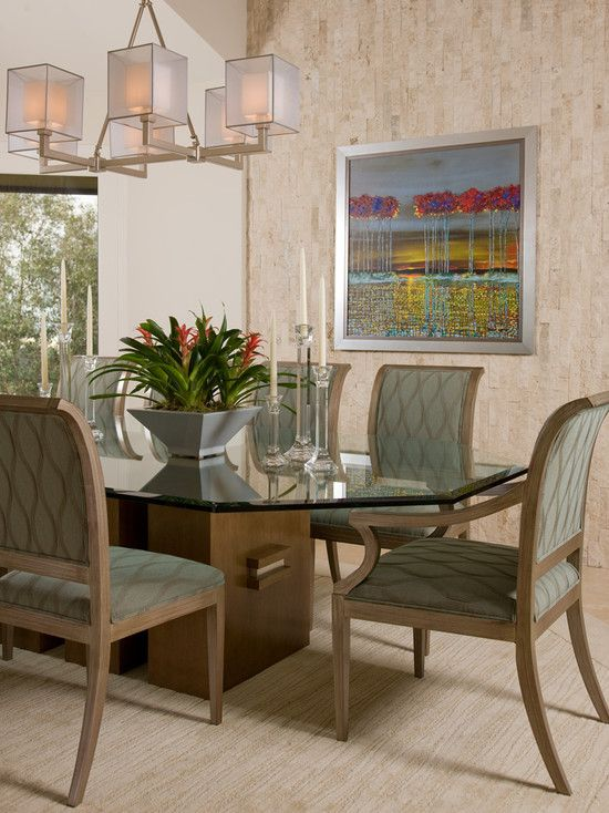 Furniture, Appealing Contemporary Dining Room With Elegant Arts And Crafts  Style Dining Furniture Also Unique